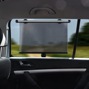 Roleta bočného okna
